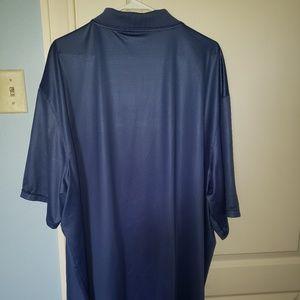 Reebok Shirts - Reebok Golf Blue Polo - size 5XLT